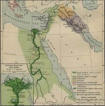 Geography - Traveling in Time to Ancient Egypt on map of egypt in biblical times, map of egypt in africa, map of egypt in history, map of egypt long ago,